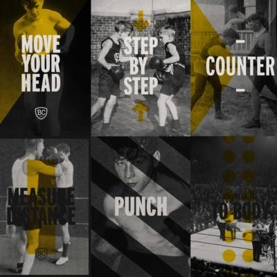 Découvrez une salle inspirée des «boxing gym» new-yorkaise.