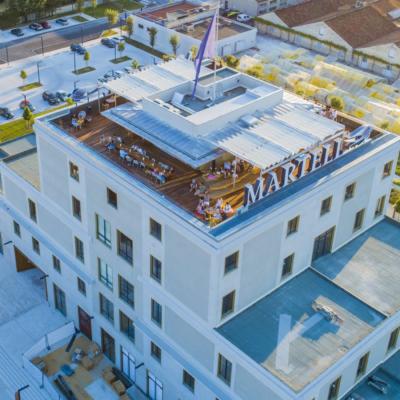 Rooftop et Bar Indigo by Martell à Cognac